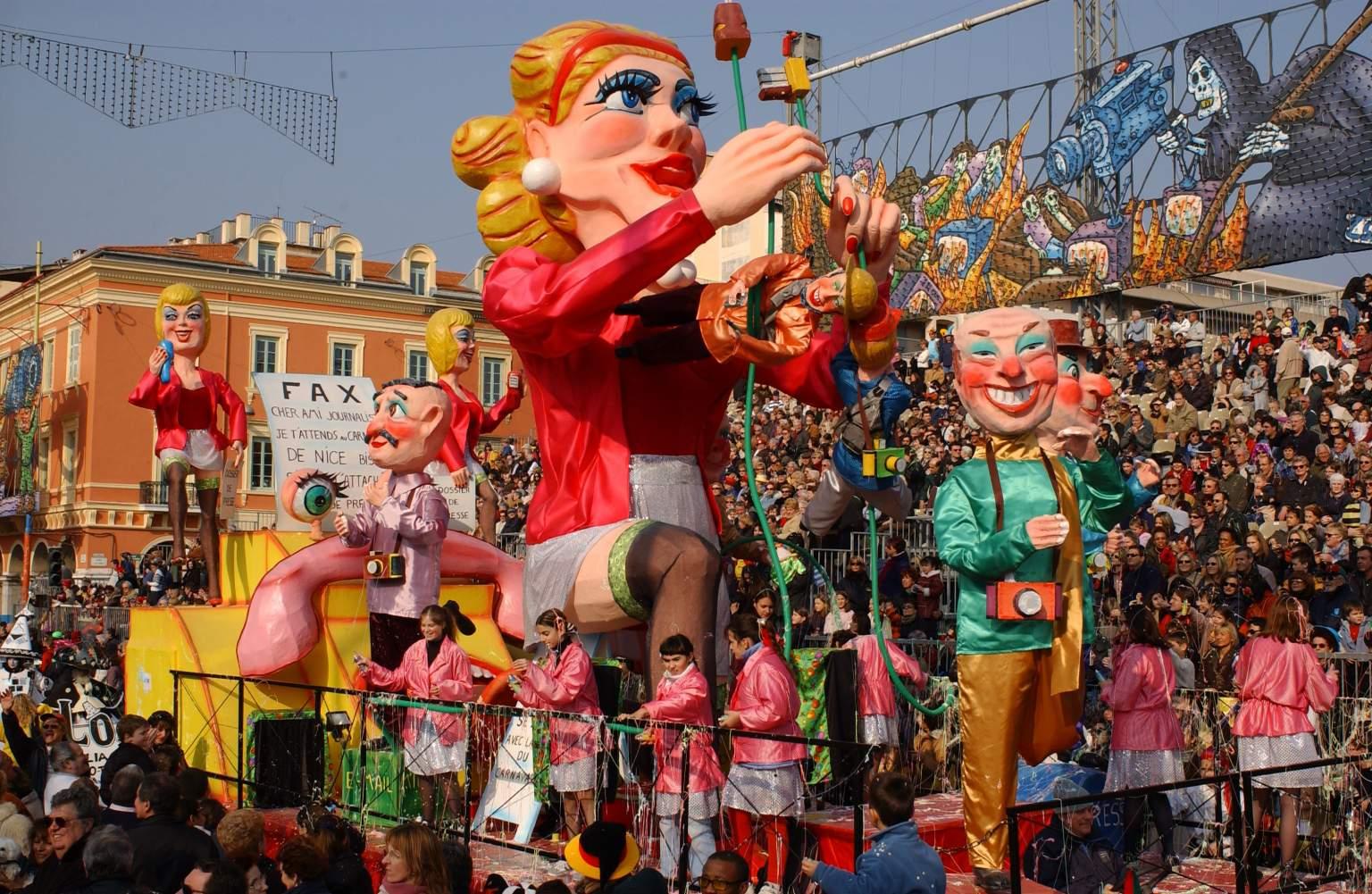 Best Western Nice · Hotel Alba 4 étoiles Carnaval
