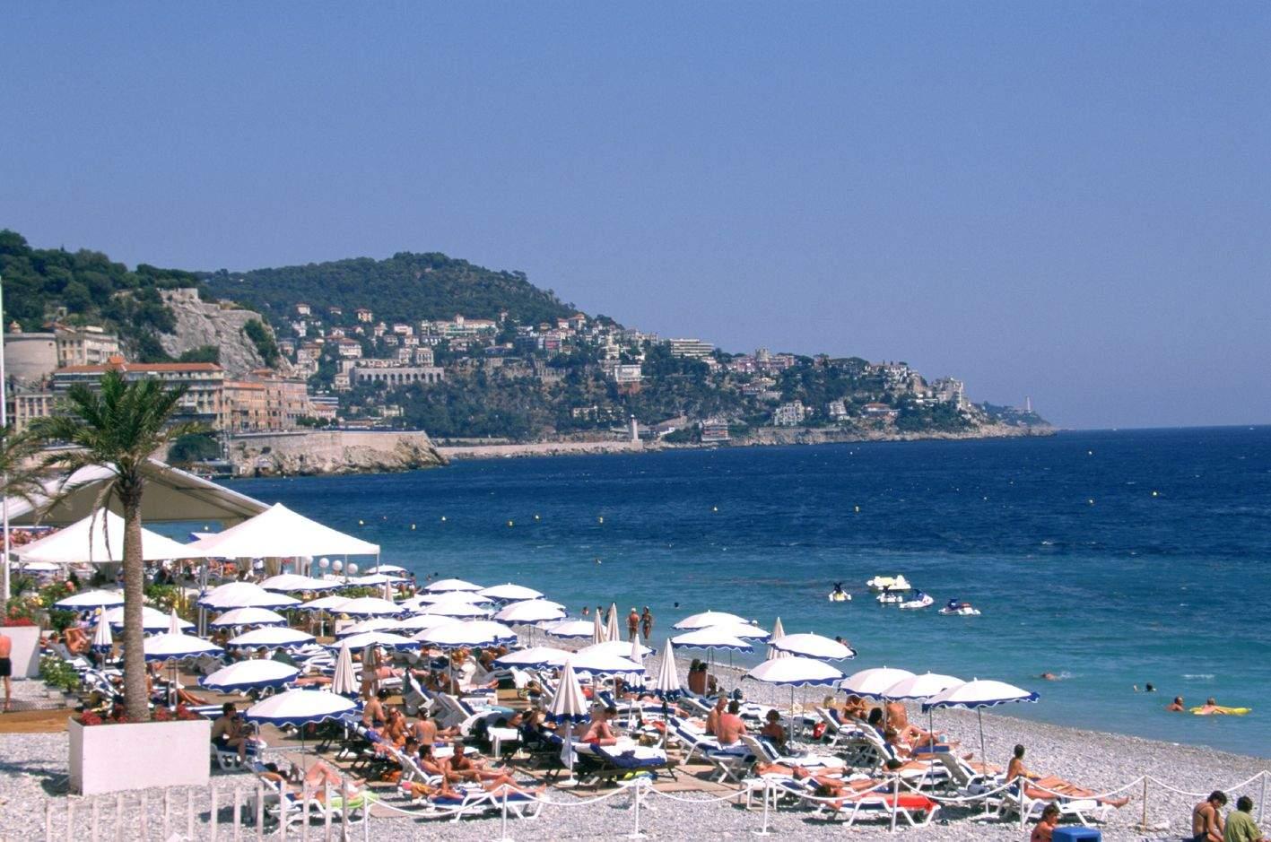 Best Western Nice · Hotel Alba 4 étoiles Plage sur la Promenade des Anglais